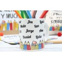 Pack profe lápices