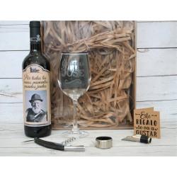 Pack personalizado vino