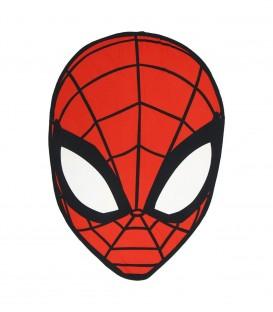 Toalla forma spiderman