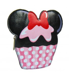 MONEDERO POLIPIEL MINNIE