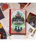 Harry Potter y la piedra filosofal edición MINALIMA