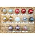 Bola de navidad con nombre personalizada