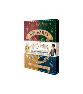 Calendario adviento temática Harry Potter donde encontraras cositas de merchan de la Saga!