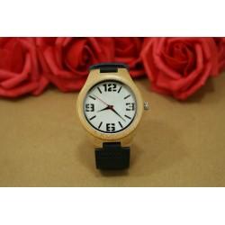 Reloj madera moderno hombre