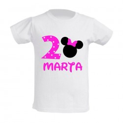 Camiseta Mrs Mouse