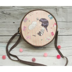 Bolso cat pink