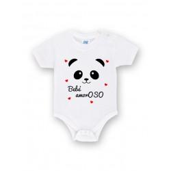 Body bebé personalizado bebé amoroso