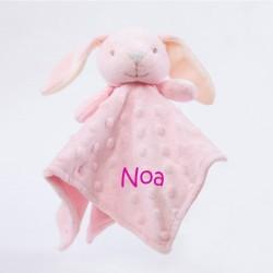 Dou dou personalizado bordado bebé