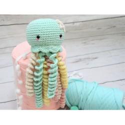 Medusa crochet