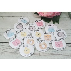 Chapas Animals eventos