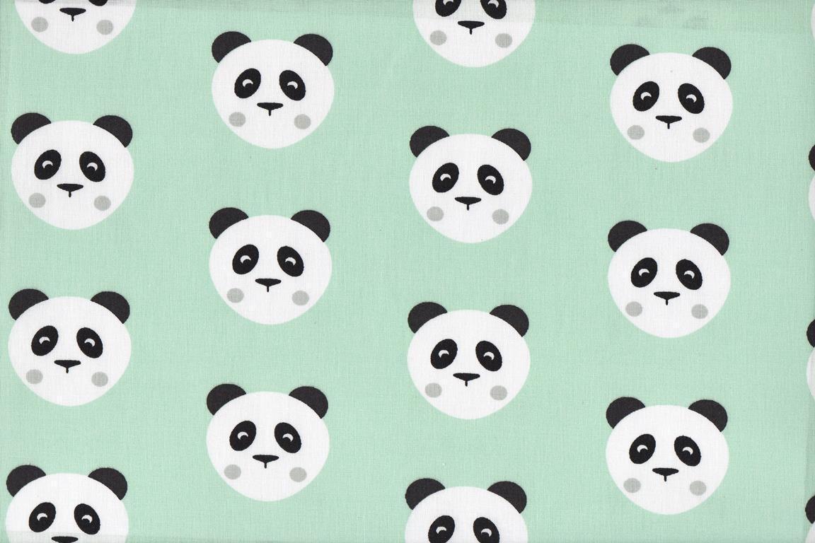 Oso panda mint
