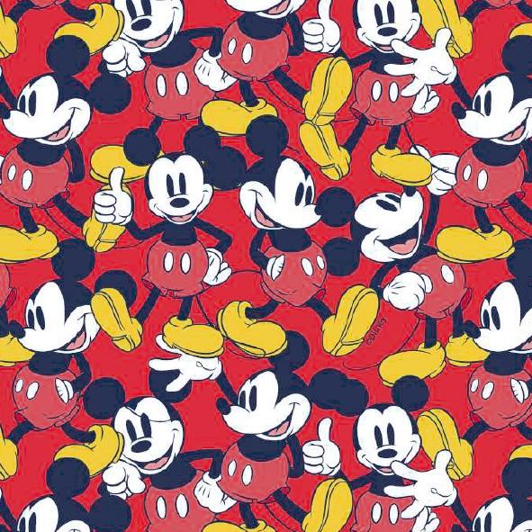 Mickey rojo